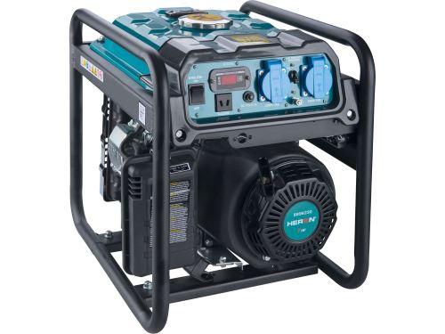 Elektrocentrála Heron 8896230 digitální invertorová, 7HP/3,7kW, 230V