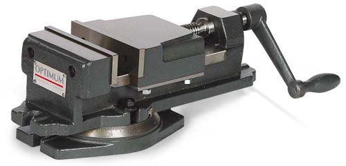 Strojní svěrák Optimum FMS125. čelisti 125mm