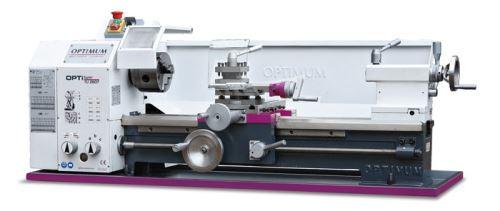 Stolní soustruh Optimum Opti D 280 x 700 G (400 V)