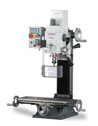 Stolní frézka OPTImill BF 20 Vario, 850W, 230V