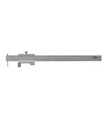 Posuvné měřítko rýsovací KINEX 200mm s výměnným hrotem