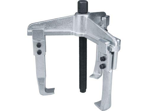 Stahovák tříramenný Extol 8816732, kovaný, rozpětí 200, hloubka 150mm