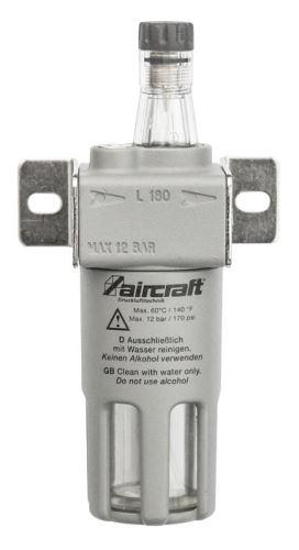 """Olejový přimazávač Aircraft 1/4"""", 12 bar"""