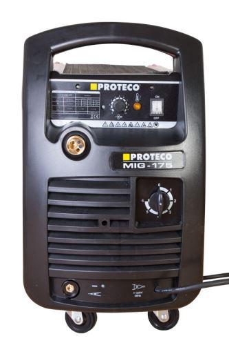 Svářečka CO2 Proteco MIG 175, 40-160A, 230V