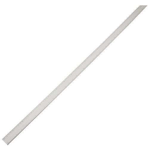 Hliníkové pravítko 1000x50x2,8mm, Basic Line 125-731003