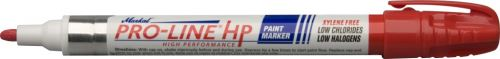 Značkovací fix Markal Pro-Line HP stříbrný