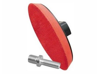 Unašecí kotouč Proteco 42.09-K115V se suchým zipem na brusný papír 115 mm