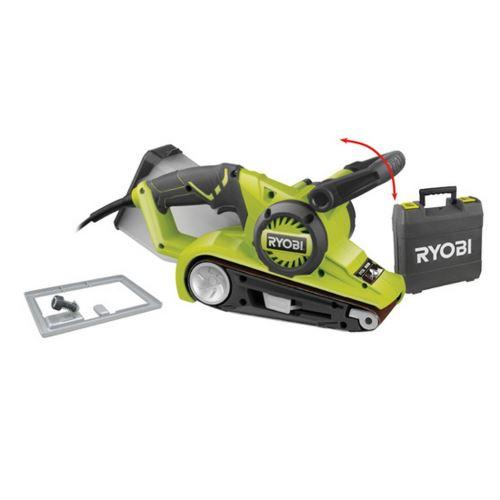 Pásová bruska Ryobi EBS 800 V, 800W, 76x533mm