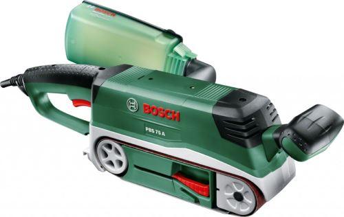 Bruska Bosch PBS 75A pásová, 710W, 75x533mm