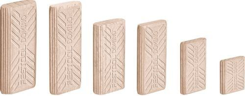 Kolíky domino Festool D 8x50, 100ks