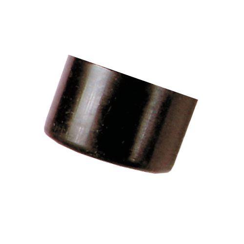 Náhradní úderný konec plastový Černé pro velikost 3 PP