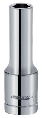 """Hlavice 1/4"""" 6hranná prodloužená metrická 10mm, Tona E113758"""