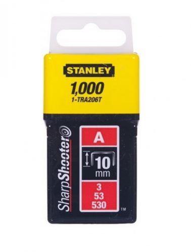 Spony typ A 3/53/530 délka 10 mm, 1000ks