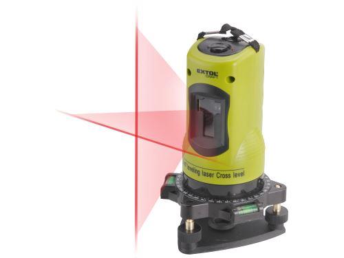 Křížový samonivelační laser Extol 34900