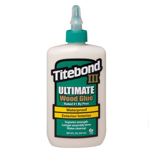 Polymerové lepidlo Titebond 123-1413, D4, 237ml