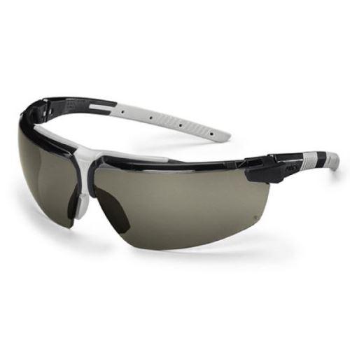 Ochranné brýle Uvex i-3, protisluneční, antracit-bílá