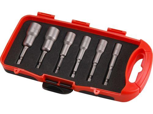 Sada 6ks nástrčných klíčů Extol 8819630