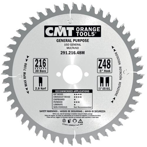 Pilový kotouč CMT C29113020H pro elektronářadí - D130x20 Z20